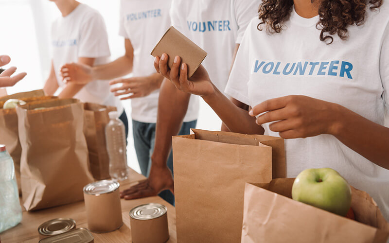 Orion Capital Solutions is proud to volunteer to help the community