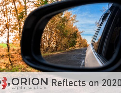 Orion Capital Solutions Reflects on 2020 – A Time to be Grateful