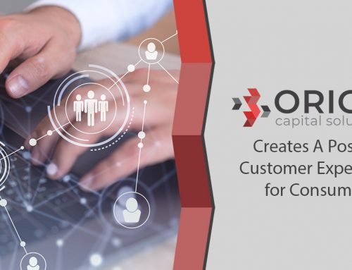 Orion Capital Solutions Creates A Positive Customer Experience for Consumers